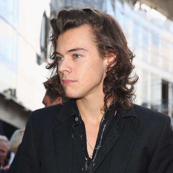 """Harry Styles Talks Dating Rumors: """"Gossip Is Natural"""" 