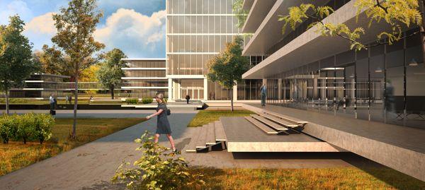 Masterplan TU/e Science Park on Behance