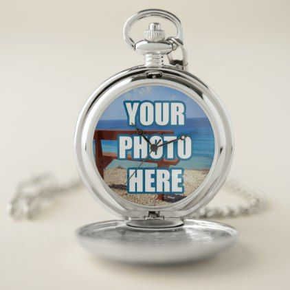 Design Your Own One Of A Kind Custom Personalized Pocket Watch - create your own gifts personalize cyo custom