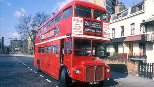 i don't mind the new one but I love the old one #routemaster