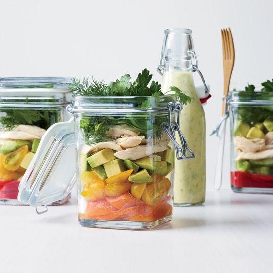 Make-Ahead Picnic Salads