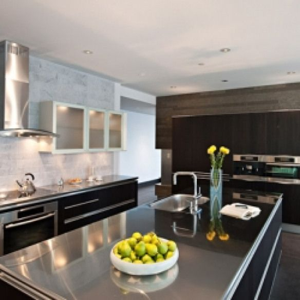 Stainless Steel Kitchen Countertops Cost - BSTCountertops