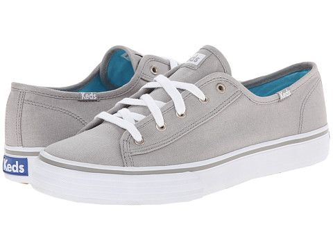 keds double up grey
