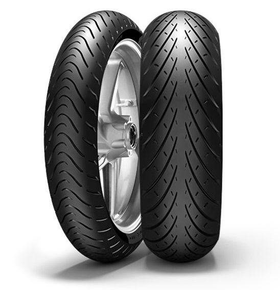 Metzeler ROADTEC 01 Tires. *HMW: Version Available for Specific Motorcycles, See Metzeler Website for Détails*