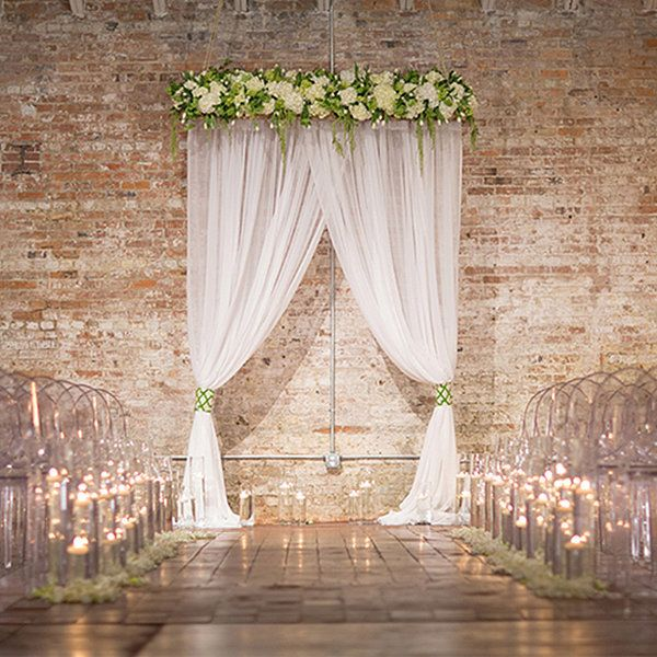 Plan Your Wedding Me My Big: 1000+ Ideas About Wedding Ceremony Backdrop On Pinterest