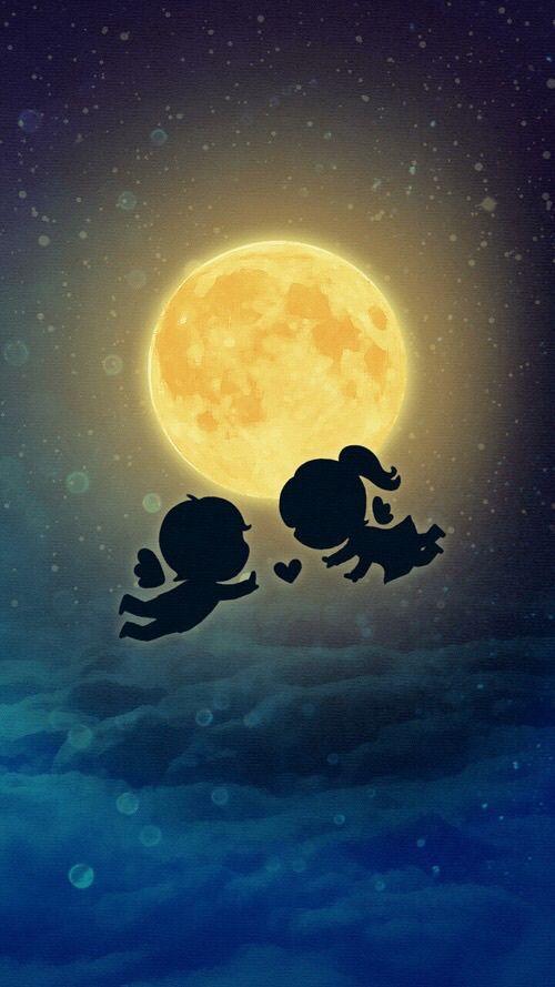 Cartoon Love Couple Hd Wallpapers Pin By Hellen S 225 Nchez On Fondos De Pantalla In 2019 Love