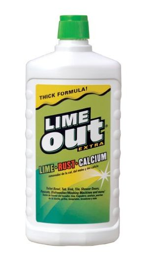 Lime Out C-AO06N Lime, Rust & Calcium Remover, 709 ml