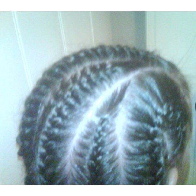 I did this on my little sisters hair when I was an apprentice. She is a great guinea pig lol