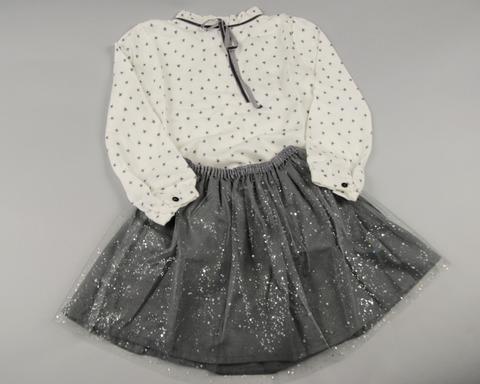 Skirt Glitter Tulle