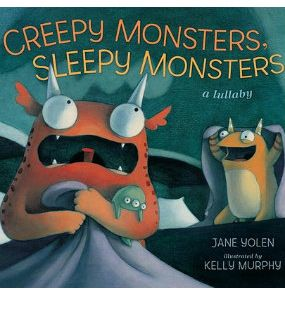 Creepy Monsters, Sleepy Monsters: These aren't your typical scary monsters found in many kids' books – they're having too much time to be scary! They attend school, they play ball with their friends, and they chow down on their afternoon snack. When their day is done, they aren't quite ready for bed yet – and they get up to some hilarious hijinks.