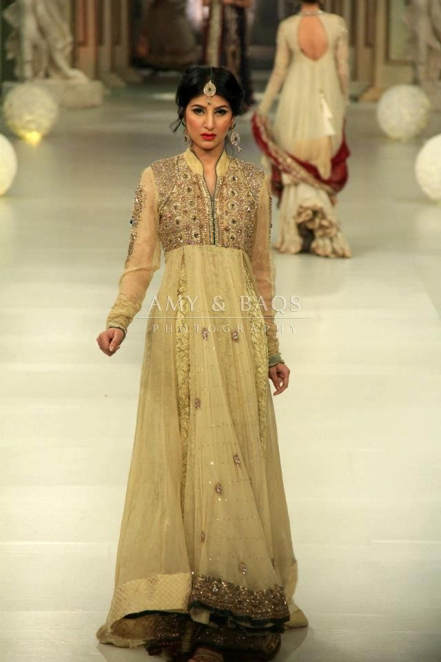 Pakistani Bridal Couture Week '12