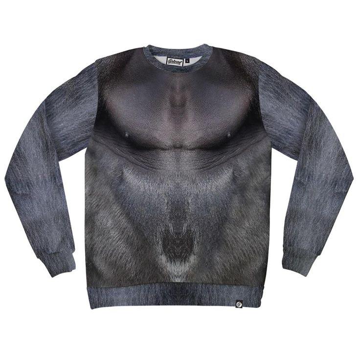 Gorilla Suit Sweatshirt