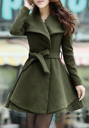 Cute coat for fall