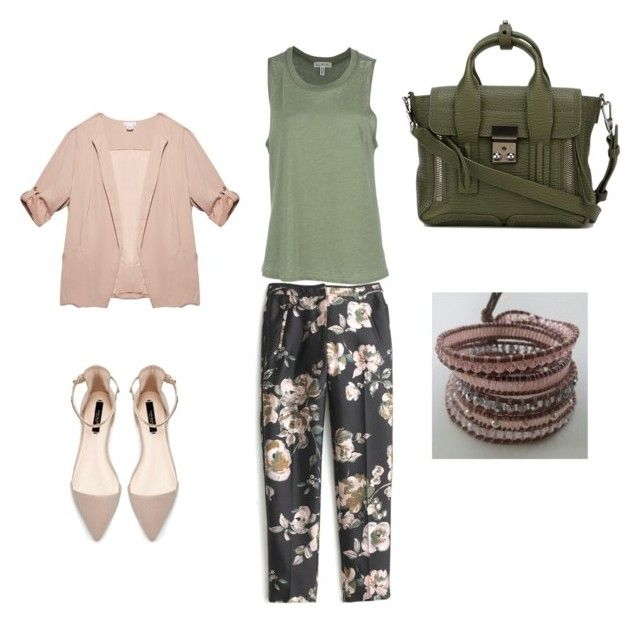 """""""Untitled #13"""" by adriana-elena-pusco on Polyvore featuring J.Crew, Billabong, Wet Seal and 3.1 Phillip Lim"""