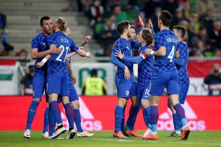 Hungary 1 - 1 Croatia - Fresh Highlights