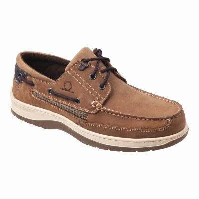 Yachting, outdoor boat shoes from Chatham Marine. Buy from www.countryandoutdoor.co.uk