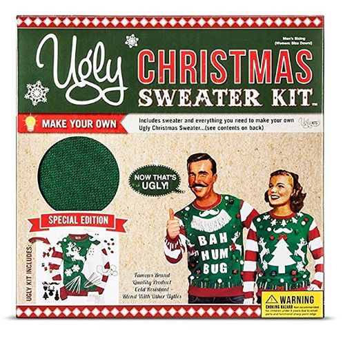 The 25+ best DIY ugly Christmas sweater kit ideas on Pinterest