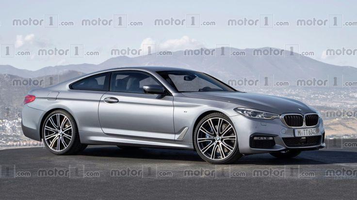 BMW 8 2019: новая информация о возрождении легенды БМВ