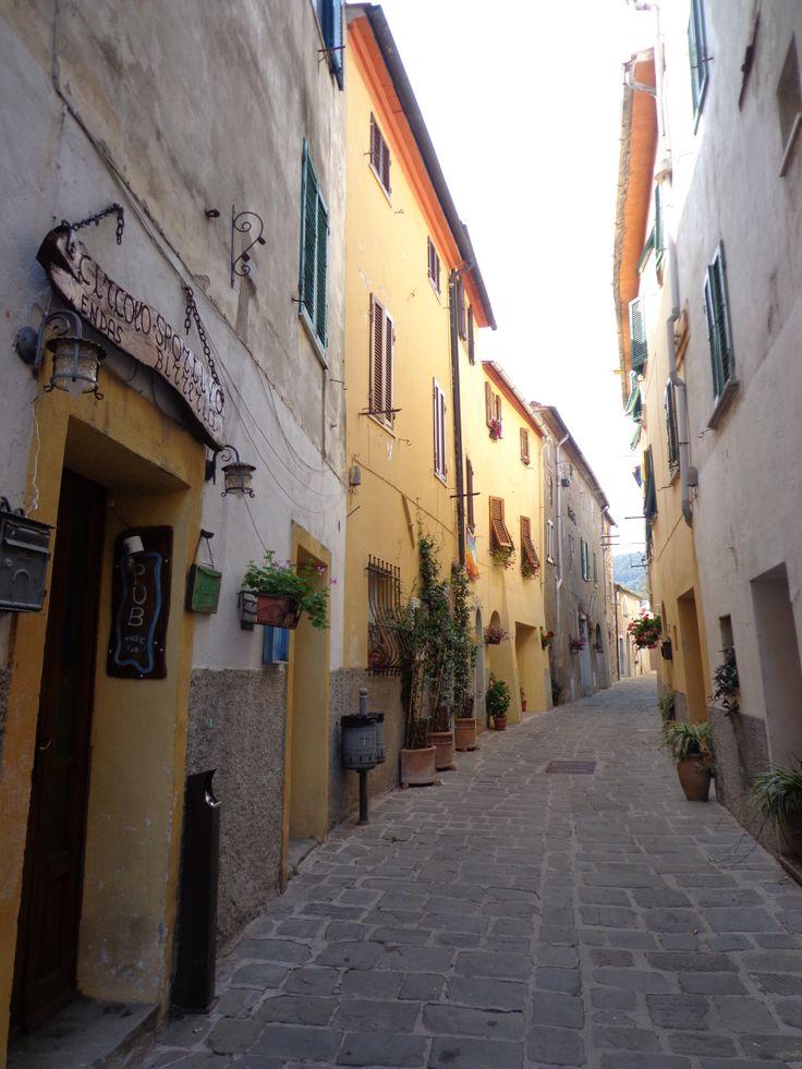 Monterotondo Marittimo, Italia