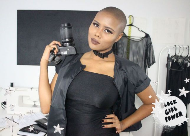 Designer Sarah Nicole François Believes That 'Black Girls Are From The Future'