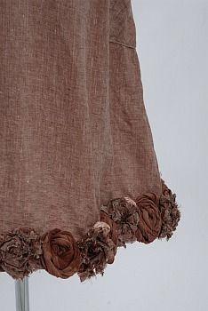 skirt bottom by Ivey Abitz
