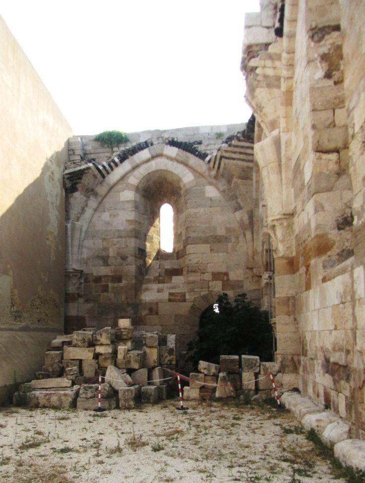 Castello Maniace, Siracusa (Sicily) Italy