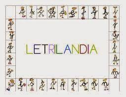 COMUNIC@te: CANCIONES DE LAS VOCALES DE LETRILANDIA