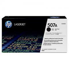 HP Consumables 507A Black LaserJet Toner Cap