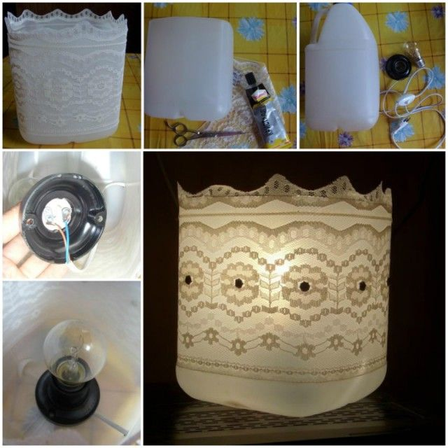 17 best images about recycle plastic on pinterest for Diy plastic bottle crafts