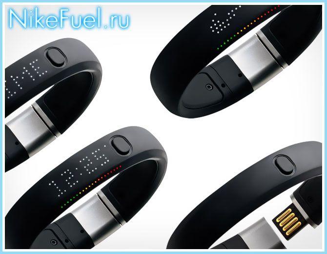 Nike+ FuelBand обзор браслетов