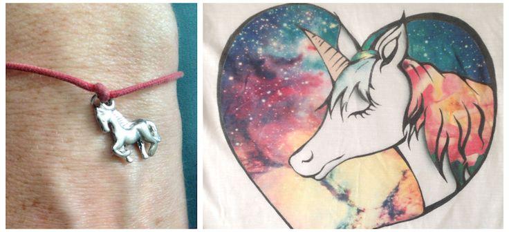 simbolismo nella moda / symbolism #fashion #unicorn #charms #bracelet #horse #kabbalah #cool #colors #summer #rose #yellow #dolphin #trend #lifestyle