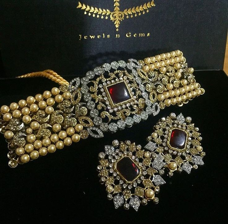 25 Best Ideas About Indian Jewelry Sets On Pinterest: 25+ Best Ideas About South Indian Jewellery On Pinterest
