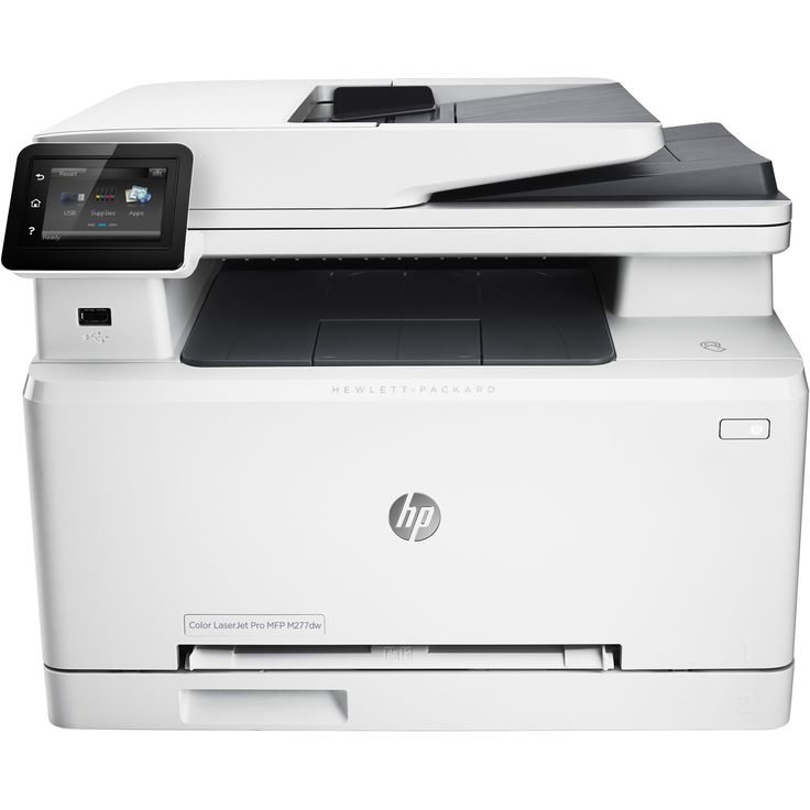 HP LaserJet Pro M277DW Laser Multifunction Printer - Refurbished - Co #B3Q11AR#BGJ