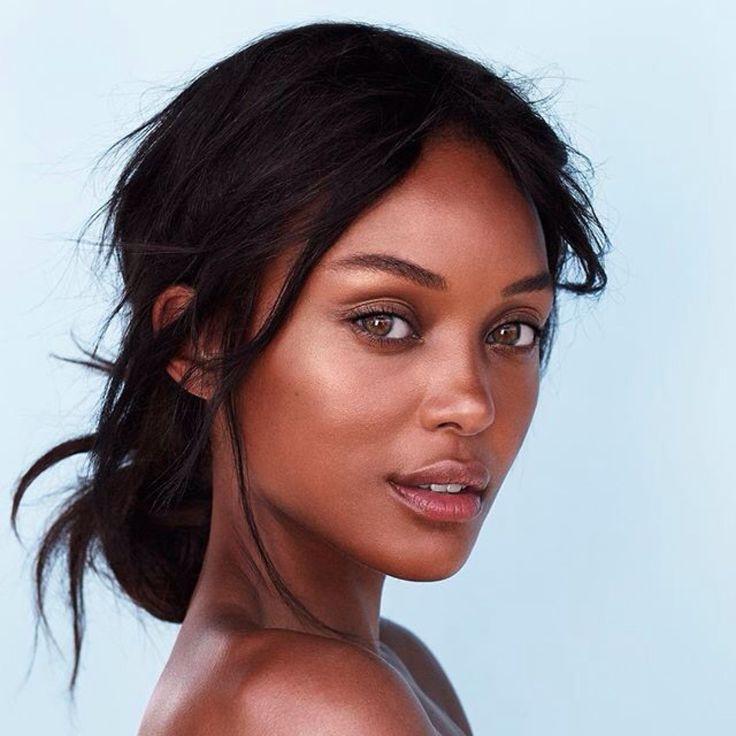 Beautiful Black Female Model 6
