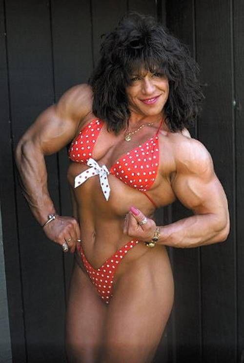 Hardcore muscle goddess dreamin - 1 3