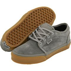 Vans chukka low in charcoal/gum - zappos - LOVING these