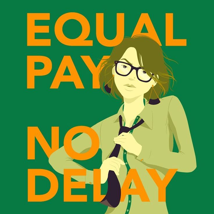 Equal pay. My poster for @jointheuproar Available for download at jointheuproar.com #genderequality #equalpay #jointheuproar #ilustra_feira #vector #girl #woman #women #womenempowerment #likeagirl #art #illustration