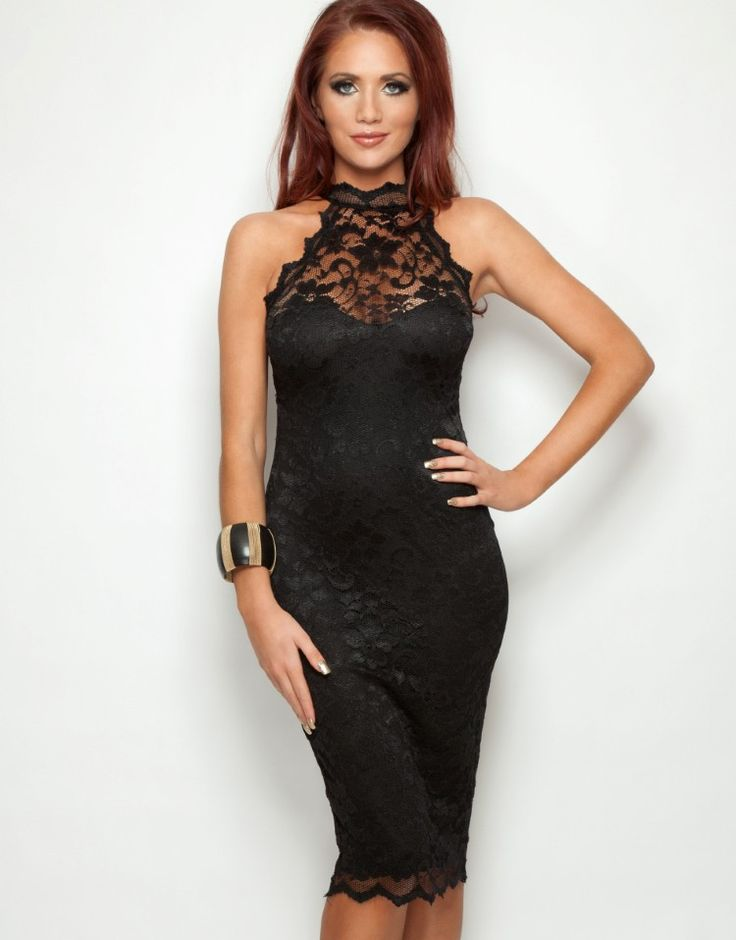 WANT!!! Amy Childs Lola Halter Dress