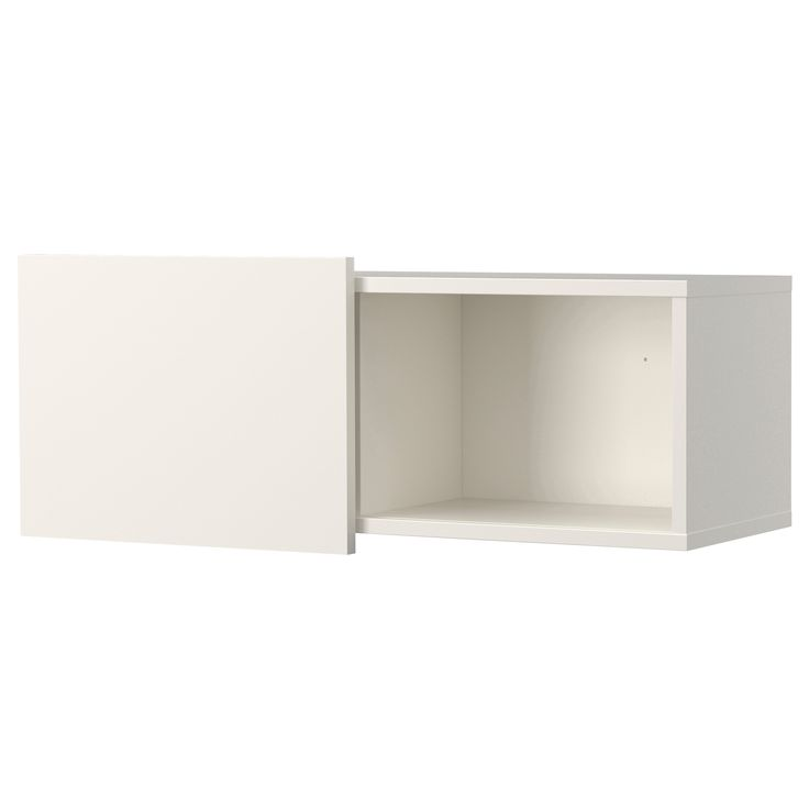 wall cabinet with sliding door white 3