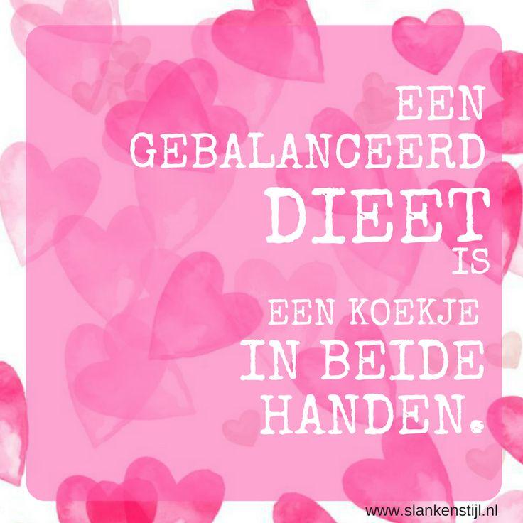 Je hebt niet voor niets 2 handen ;)   www.slankenstijl.nl info@slankenstijl.nl