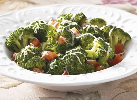 Broccoli and Tomato Sauté from Publix Aprons