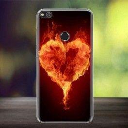Huawei Honor 8 Lite sydänkuoret.