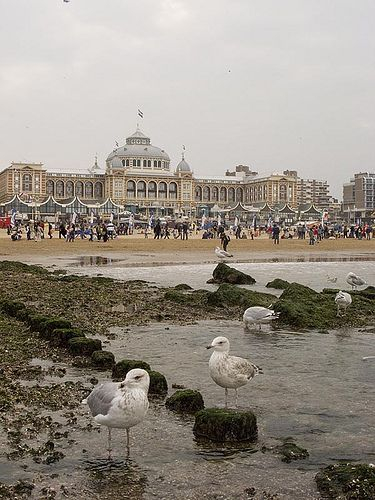 Scheveningen Holland. Beautiful art nouveau beach!  #liberty #spiaggia #essenzadiriviera.com