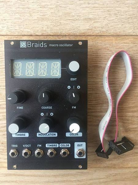 Mutable Instruments Braids DIY | Eurorack Modules in 2019
