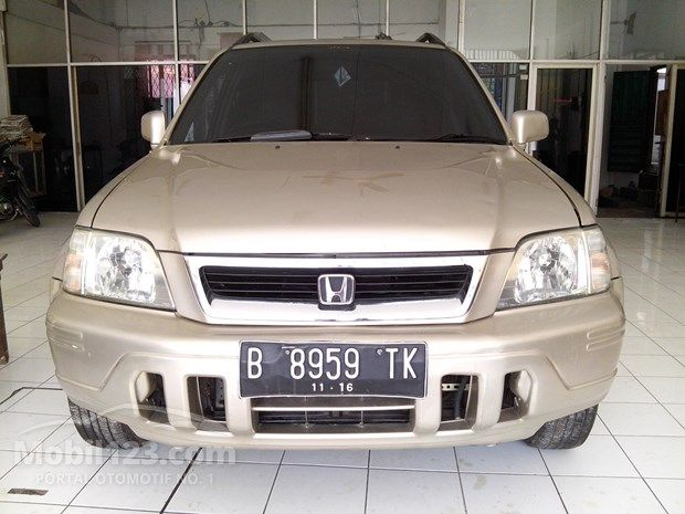 2001 Honda CR-V 2.0 auto matic 4X2 Wagon