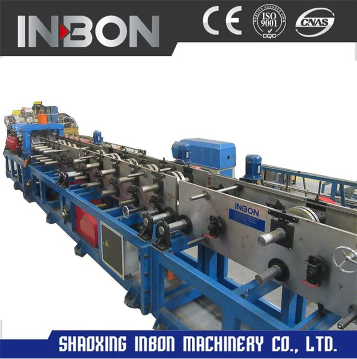 A #Purlin #Roll #Forming #Machine may be a quite roll forming machine that's used for making varied shapes of the fabric (usually steel) fed into it.