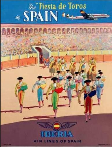 Fiesta de Toros - Iberia