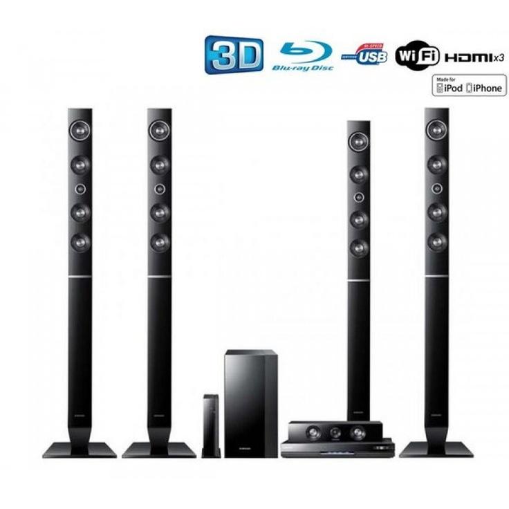 SAMSUNG HT-D6750W 3D