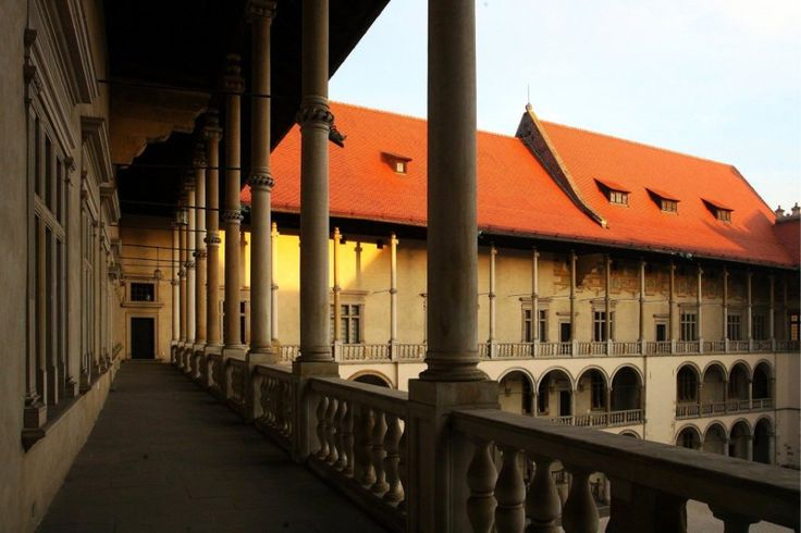 The Royal Castle on the Wawel Hill