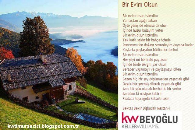 """kw Timur Sezici: """"Bir Evim Olsun """" diyorsanız !"""